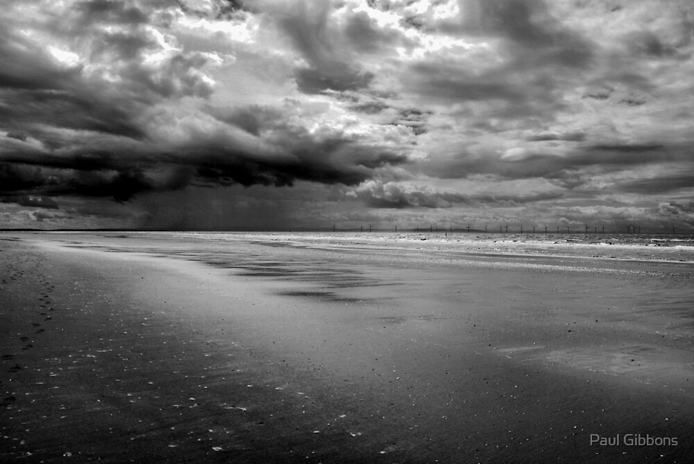 Footsteps to the Storm by spottydog06