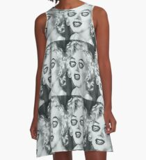 3 Mouth Marilyn  A-Line Dress