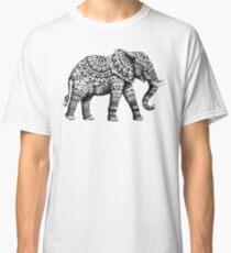 Verzierter Elefant 3.0 Classic T-Shirt