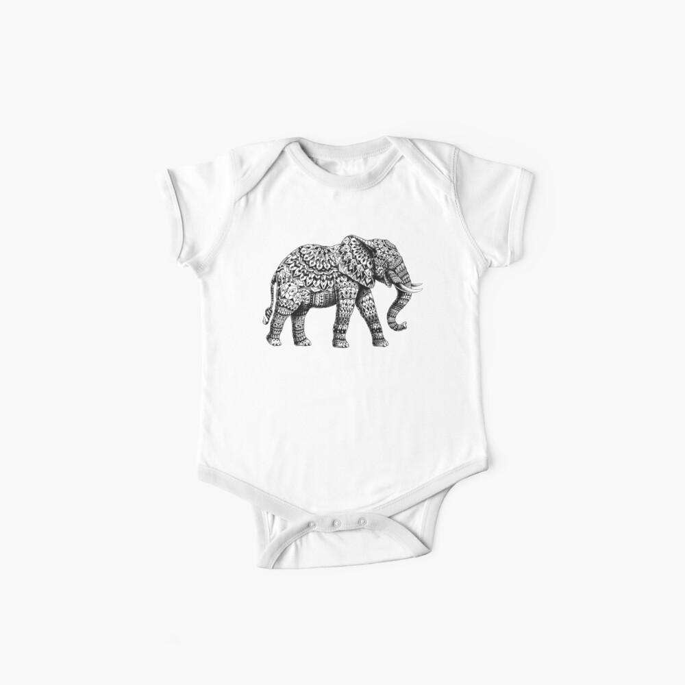 Verzierter Elefant 3.0 Baby Body