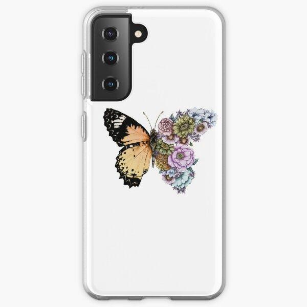 Butterfly in Bloom II Samsung Galaxy Soft Case