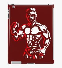 Muscle Mania iPad Case/Skin