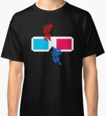 Science Fiction 3D Glasses Classic T-Shirt