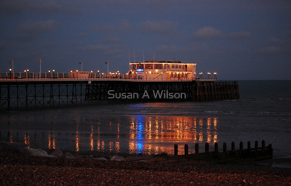 Southern Lights by Susan A Wilson