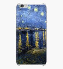 Starry Night Over the Rhone - Van Gogh iPhone Case