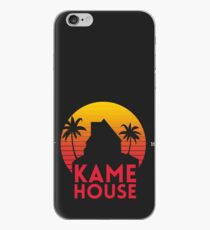 Kame house iPhone Case