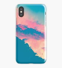 Glitched Landscapes #6 iPhone Case/Skin
