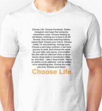 Choose Life 2  T-Shirt
