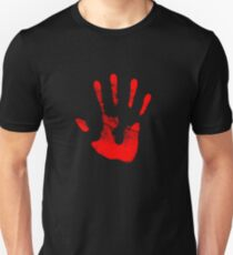 Red Right Hand Unisex T-Shirt