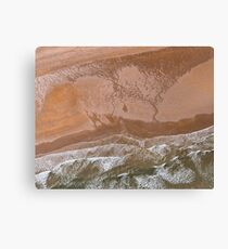 Peffer Sands #1 Canvas Print