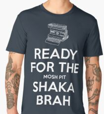 Keep Calm Shaka Brah Men's Premium T-Shirt