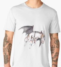 If Pigs Could Fly  Men's Premium T-Shirt