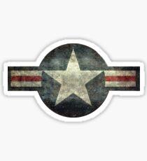 USAF Roundel (faded) Sticker