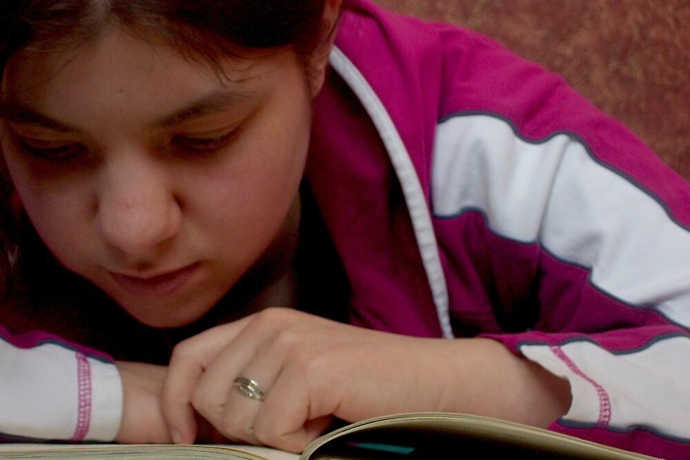 Reading by SongbirdBreid