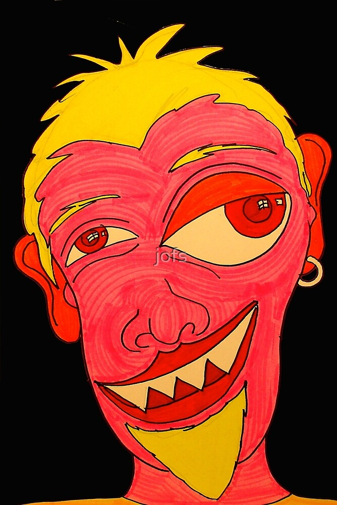 Face I by jofs