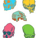 Sketchbook Skulls by Kellyn Richardson