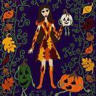 Autumn Faerie  by DebiCady