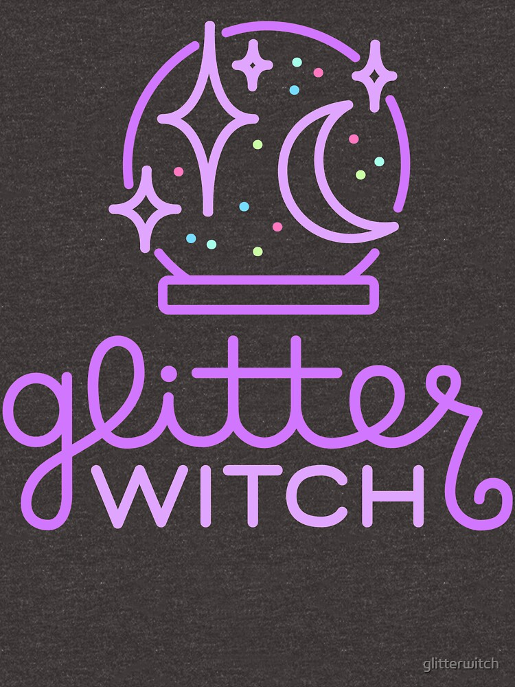 glitter witch by glitterwitch