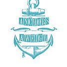 ANCHOR NAUTICAL by Zehda