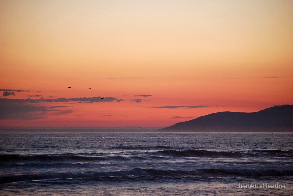 sunset by JeanetteHeather
