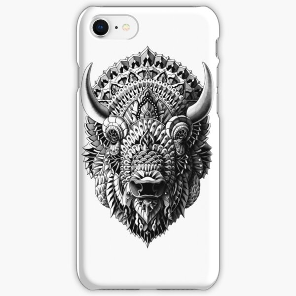 Bison iPhone Snap Case