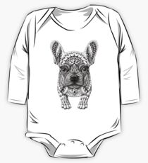 Frenchie (French Bulldog) One Piece - Long Sleeve