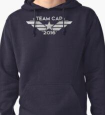 Team Cap 2016 Pullover Hoodie
