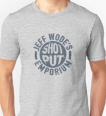 Imagine the size of his balls! Jeff Wode T-Shirt
