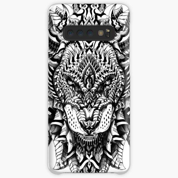 Ornate Lion Samsung Galaxy Snap Case
