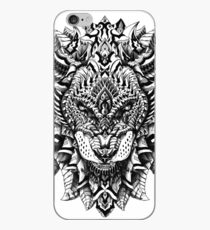 Ornate Lion iPhone Case