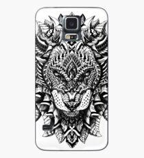 Ornate Lion Case/Skin for Samsung Galaxy