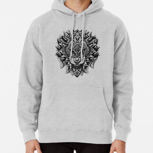 Spirit Lions Mane Symbolic Spiritual Animal Hoodies Sweat Shirts Sweatshirts
