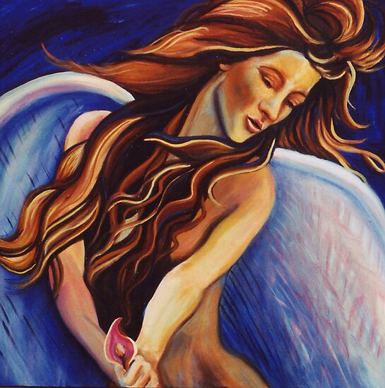 The Lily by Jill Mattson