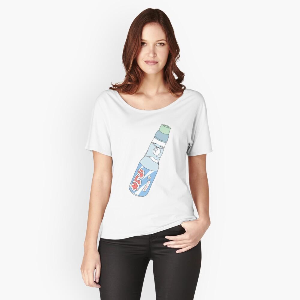 Kawaii Soda-Getränk Loose Fit T-Shirt