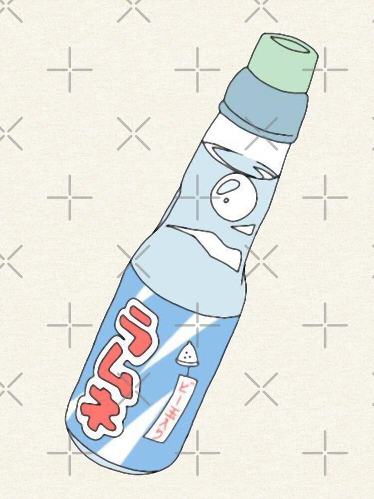 Bebida de soda Kawaii de PeachPantone