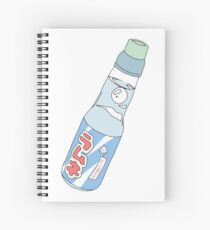 Cuaderno de espiral Kawaii Soda Drink (* color de fondo personalizable)