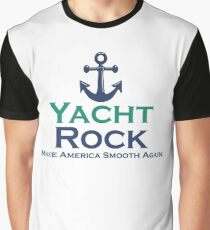 Yacht Rock Graphic T-Shirt