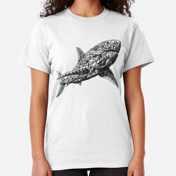 Great White Classic T-Shirt