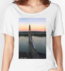 Sky Train ! Women's Relaxed Fit T-Shirt