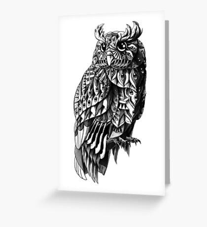 Owl 2.0 Greeting Card
