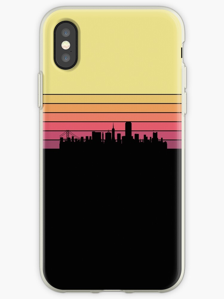 San Francisco skyline by Sven Horn