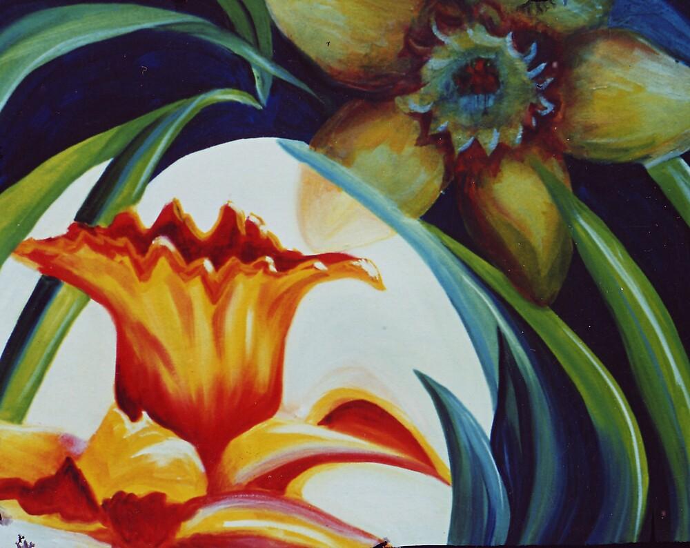 Flower Essence by Jill Mattson