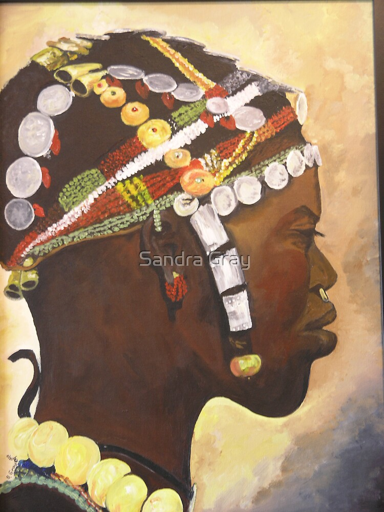 African Prince by Sandra Gray