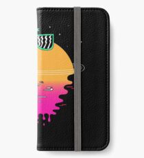 Happy Sunset iPhone Wallet/Case/Skin