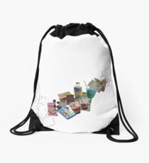 Sweet Medicine Drawstring Bag