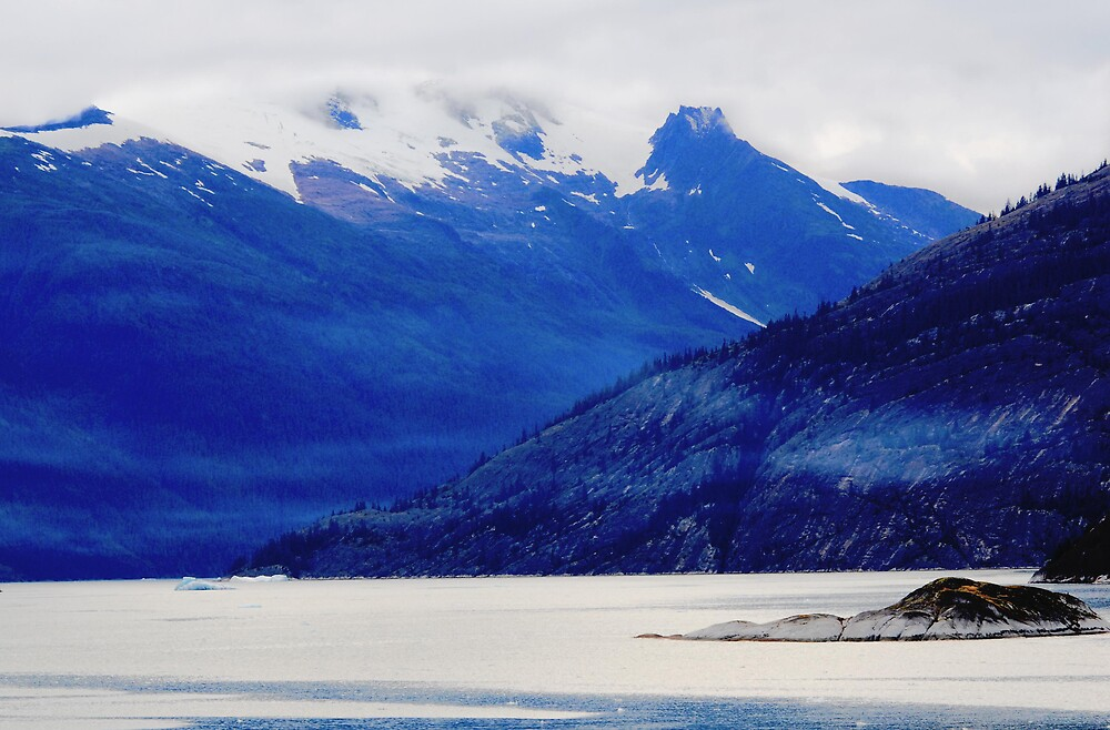 Alaskan Pass 2 by Leland Isley