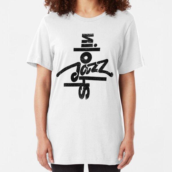 SHAOLIN JAZZ - Compass Slim Fit T-Shirt