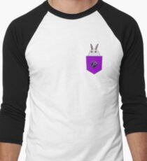 Pocket Medjed Nitocris  Men's Baseball ¾ T-Shirt