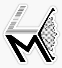 Lotus Misfits Collection Sticker