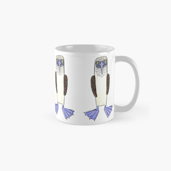 Blue Footed Booby Classic Mug